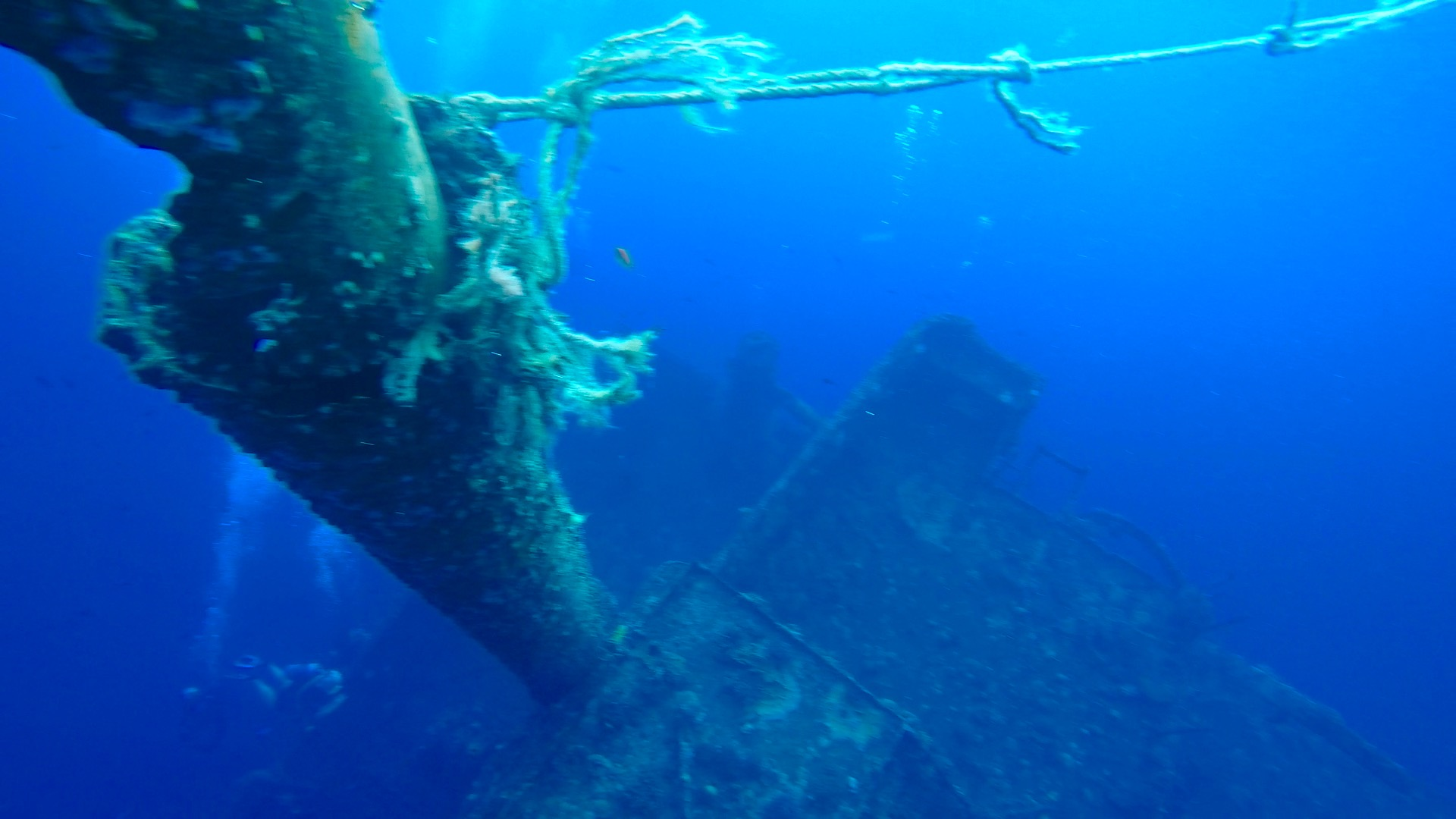 7 Days Sailing And Diving The Red Sea - Mast In The Deep