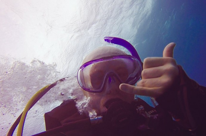7 Days Sailing And Diving The Red Sea - Scuba Selfie