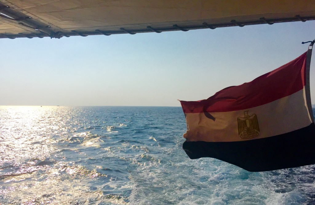 7 Days Sailing And Diving The Red Sea - Briefing Deck
