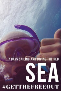 Smash Monotony - 7 Days Sailing And Diving The Red Sea - Pin It