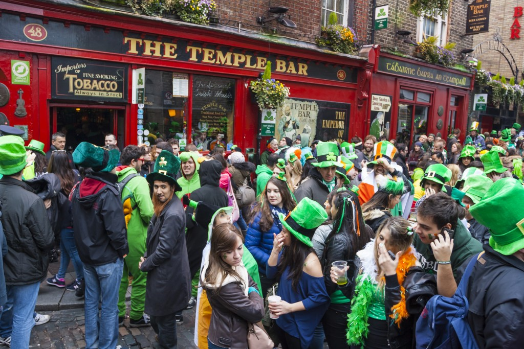 Multicultural Events - St Patrick's Day - Dublin, Ireland