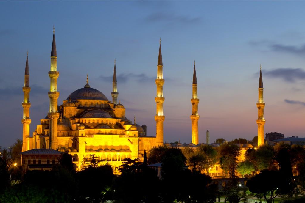 Multicultural Events - Lailat al Miraj - Istanbul, Turkey