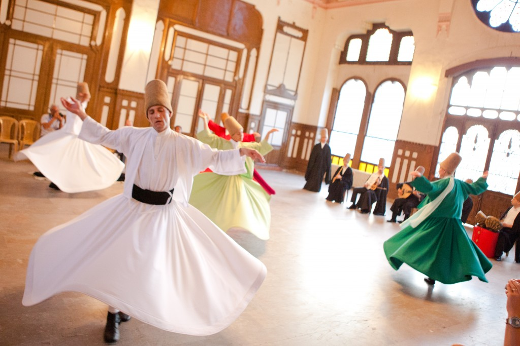 Multicultural Events - Mevlana Whirling Dervishes - Konya, Turkey