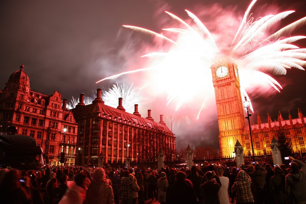 Multicultural Events - New Years Eve/Day - London, England