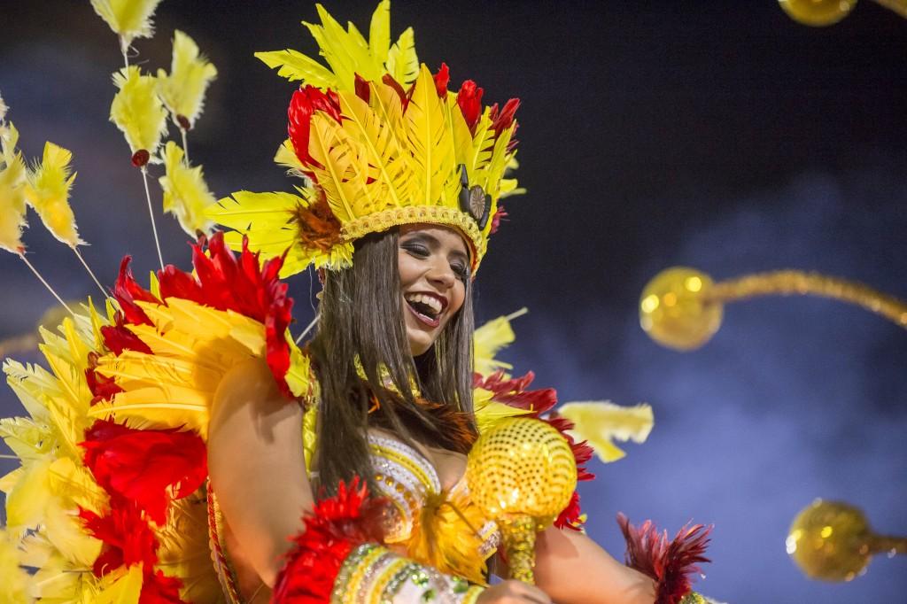 Multicultural Events - Rio Carnival - Rio de Janeiro, Brazil