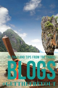Smash Monotony - 25 Top Thailand Tips From Top Travel Bloggers - Pin It