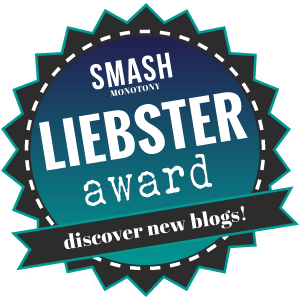 Smash Monotony - Liebster Award 300x300