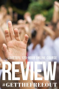 Smash Monotony - LoveTEFL 120-Hour Online Course Review - Pin It