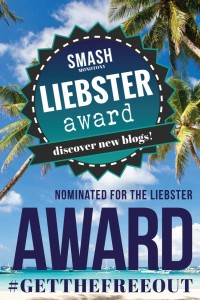 Smash Monotony - Nominated For The Liebster Award - Pin It