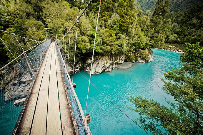 Smash Monotony - Pushing 30? Get Your 23-Month New Zealand WHS Visa - Bridge
