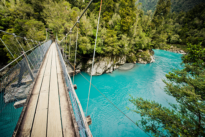 Smash Monotony - Pushing 30? Get Your 23-Month New Zealand WHS Visa - Bridge